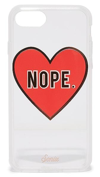 Sonix Nope iPhone 7 Case