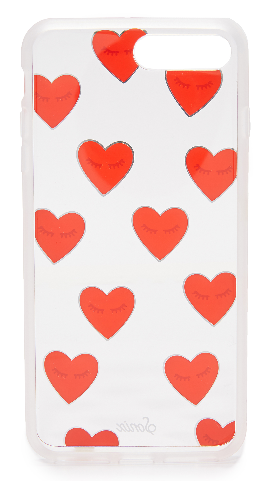 outlet store 632a8 fab51 Fancy Heart iPhone 7 Plus Case