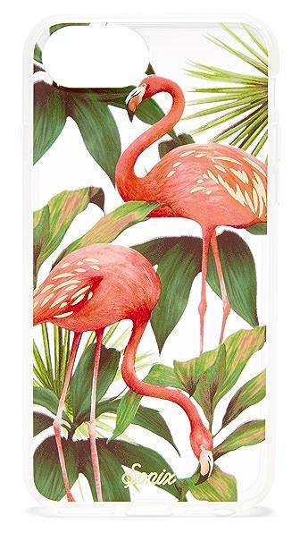 Sonix Flamingo Garden iPhone 6 / 6s / 7 Case - Pink/Green