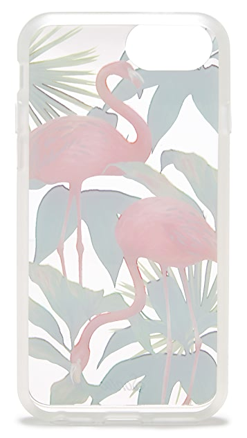 Sonix Flamingo Garden iPhone 6 / 6s / 7 / 8 Case