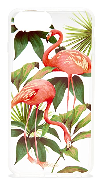 Sonix Flamingo Garden iPhone 6 / 6s / 7 Plus Case
