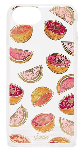 Sonix Citrus iPhone 6 / 6s / 7 Case In Pink Multi
