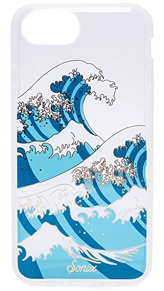 Sonix Tokyo Wave iPhone 6 / 6s / 7 Case - Blue Multi