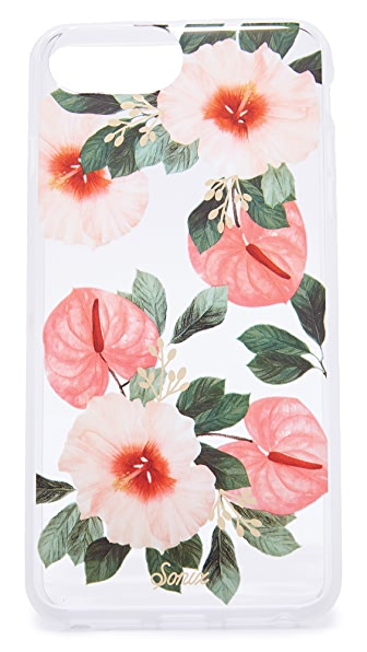 Sonix On Holiday 6 / 6s / 7 Plus Case - Pink Multi