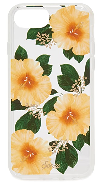 Sonix Hibiscus iPhone 6 / 6s / 7 Case - Yellow Multi