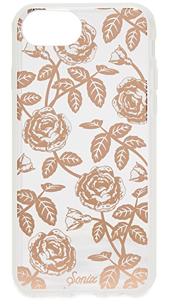 Sonix Vintage Rose iPhone 6 / 6s Plus / 7 Plus Case In Rose Gold