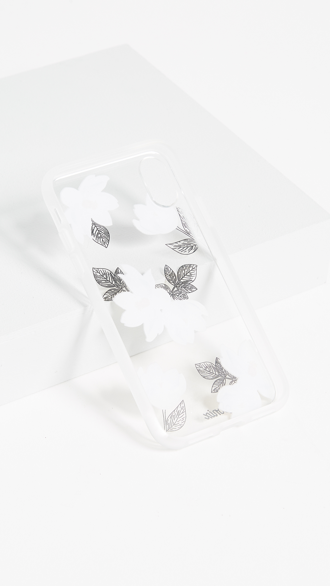 cheap for discount 89b09 4c38c Sonix Clear Oleander iPhone X Case | SHOPBOP
