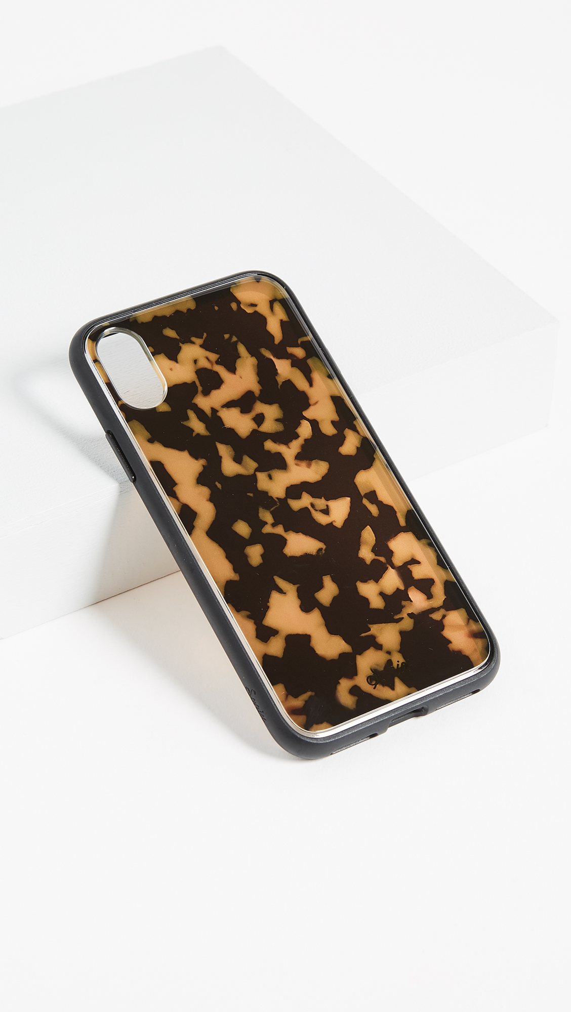 quality design 89ad5 c1188 Sonix Brown Tortoise iPhone X Case | SHOPBOP