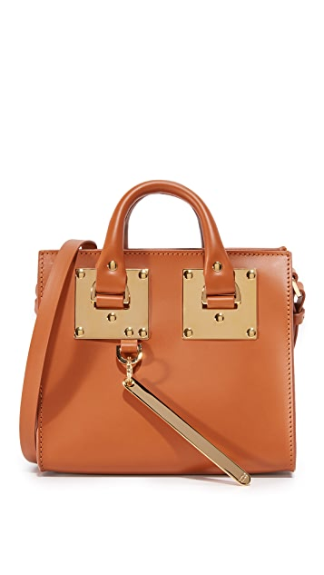 Sophie Hulme Box Tote Bag