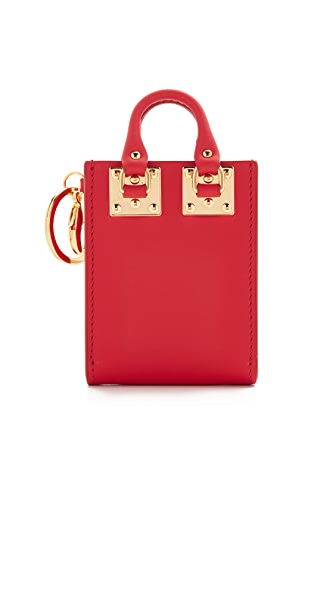 Sophie Hulme Mini Tote Card Holder
