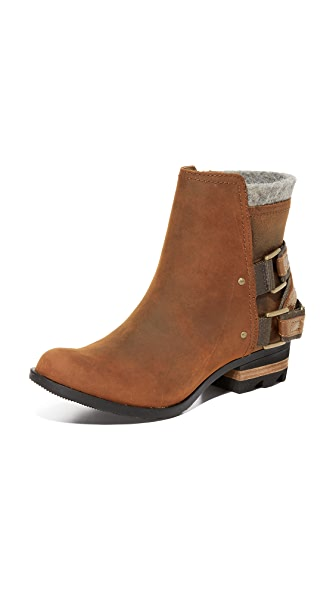 Sorel Lolla Booties - Nutmeg
