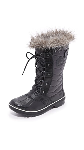 Sorel Tofino II Boots - Black