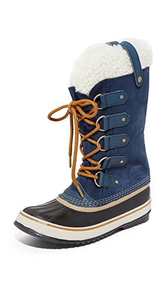 Sorel Joan of Arctic Boots - Collegiate Navy