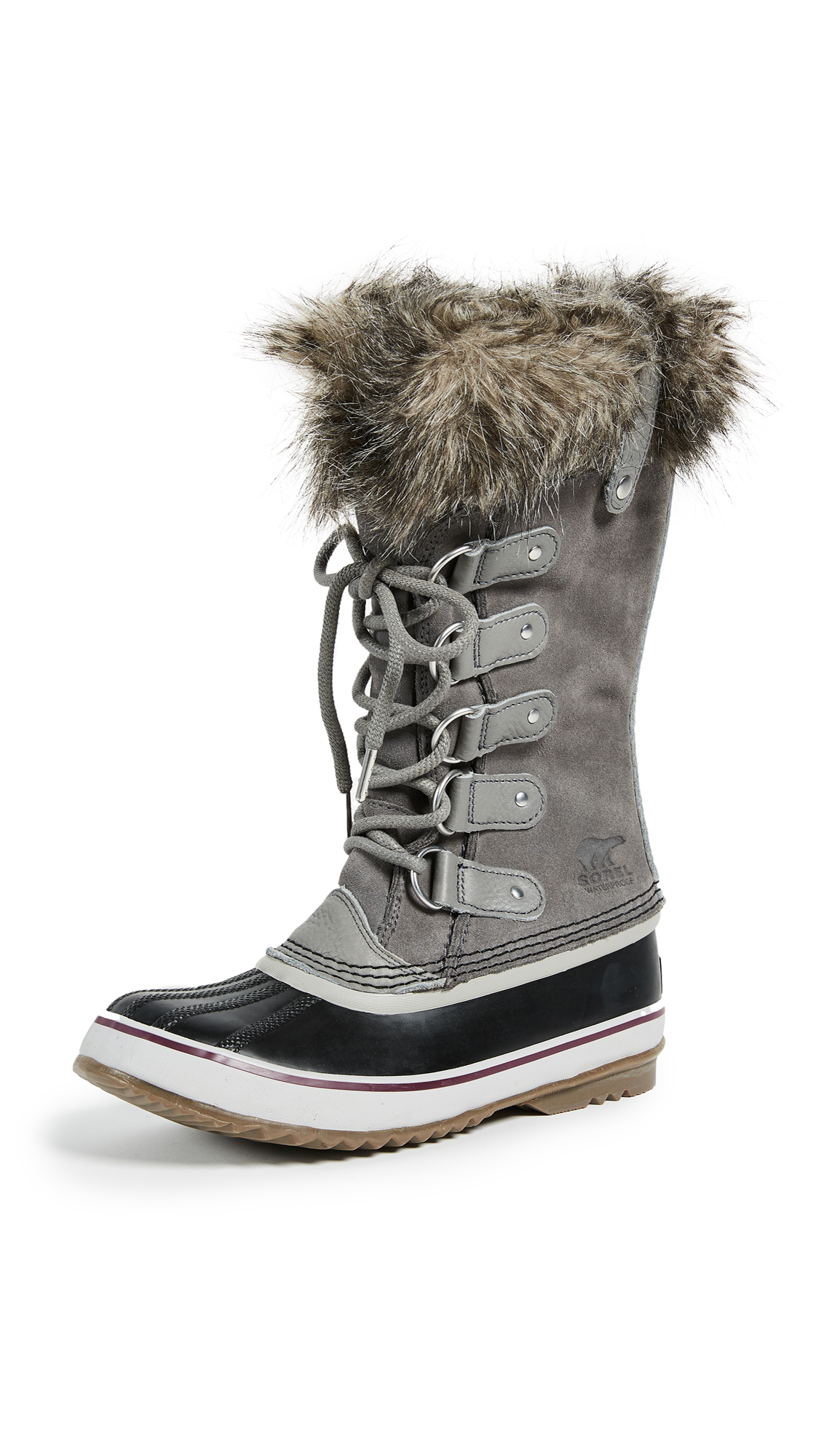 Sorel Joan of Arctic Boots - Quarry