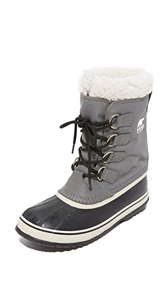 Sorel Winter Carnival Boots - Pewter