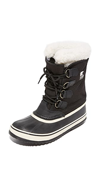 Sorel Winter Carnival Boots - Black