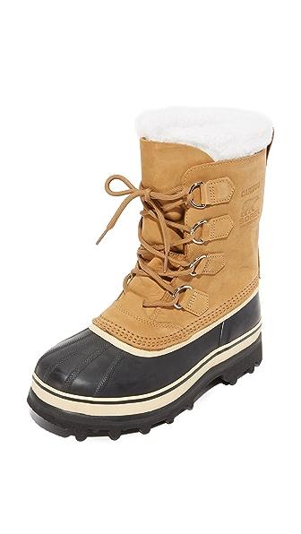 Sorel Caribou Boots - Buff