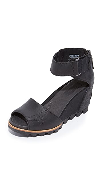 Sorel Joanie Wedge Sandals