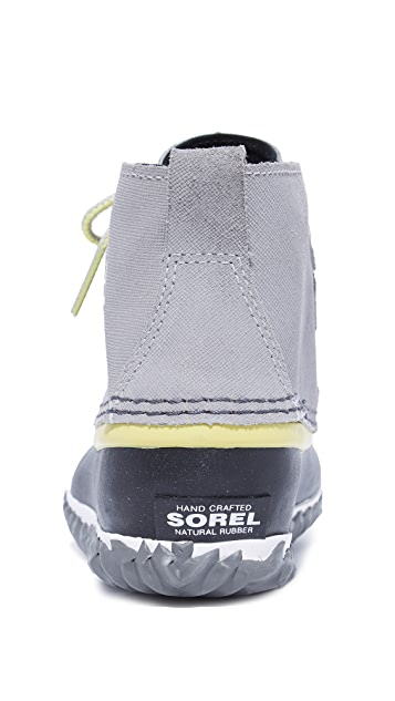 Sorel Out 'N About Short Booties