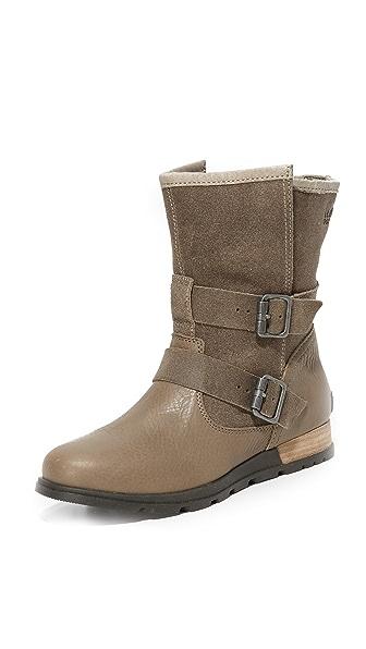 Sorel Major Moto Boots
