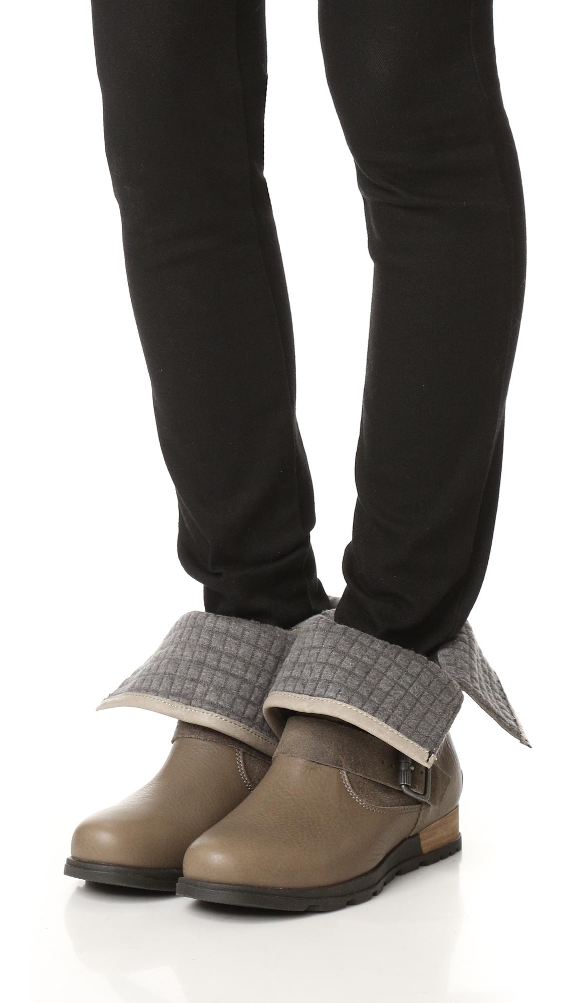0c15ea0783a Sorel Major Moto Boots