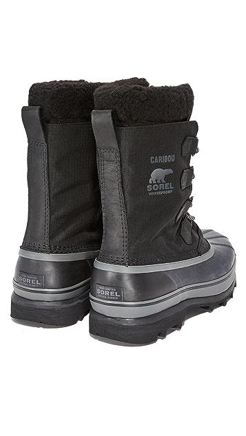 Sorel Caribou Reflective WL Boots