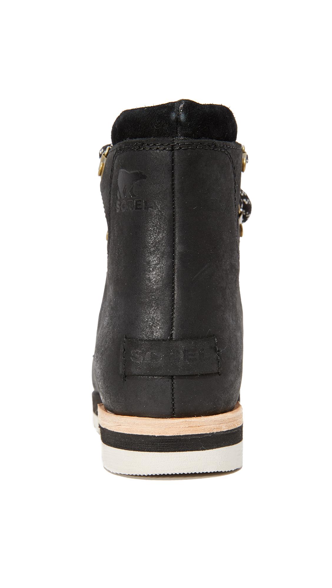 5731da14f53c Sorel Sneakchic Alpine Booties