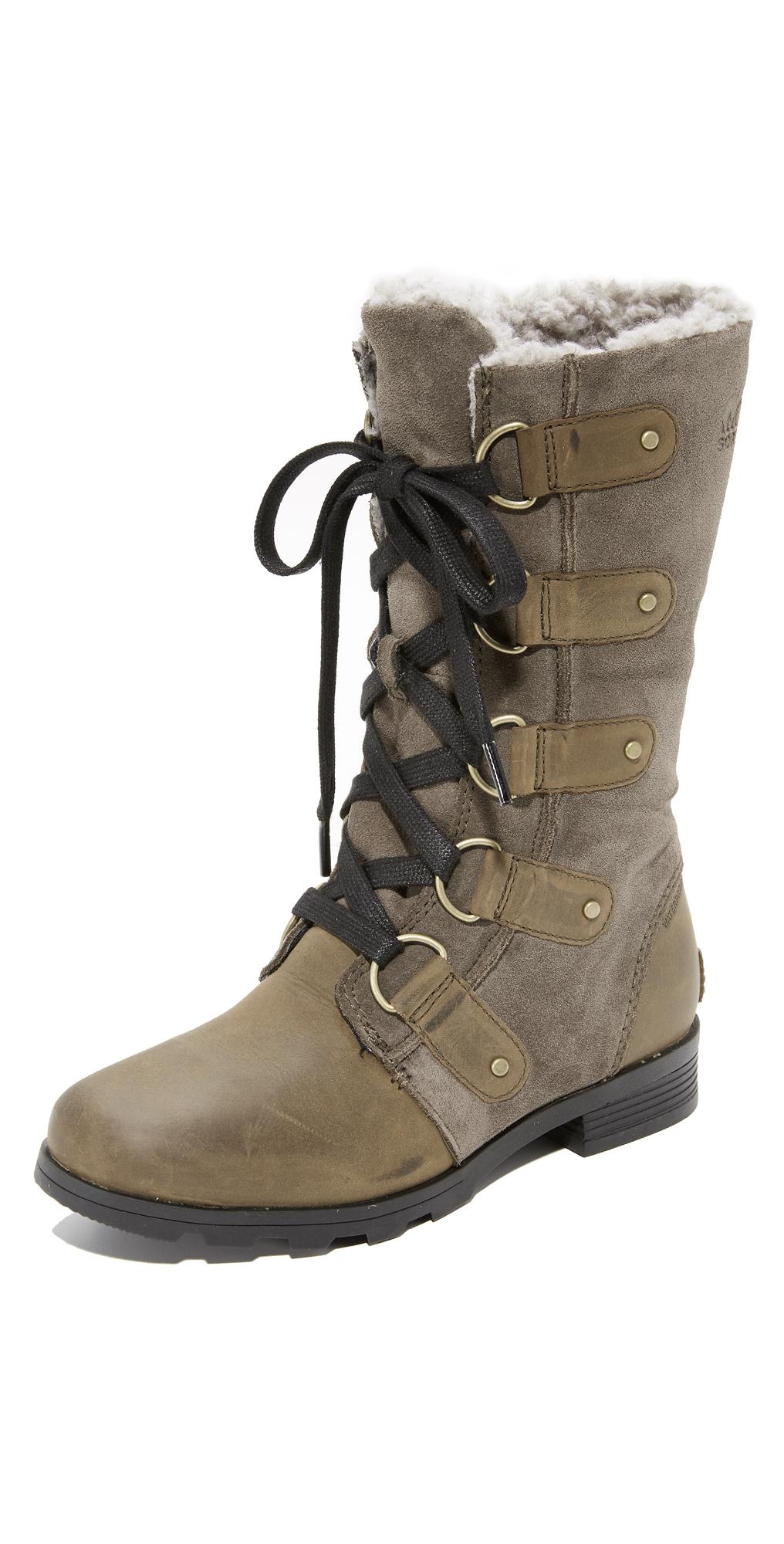 Emelie Lace Boots Sorel