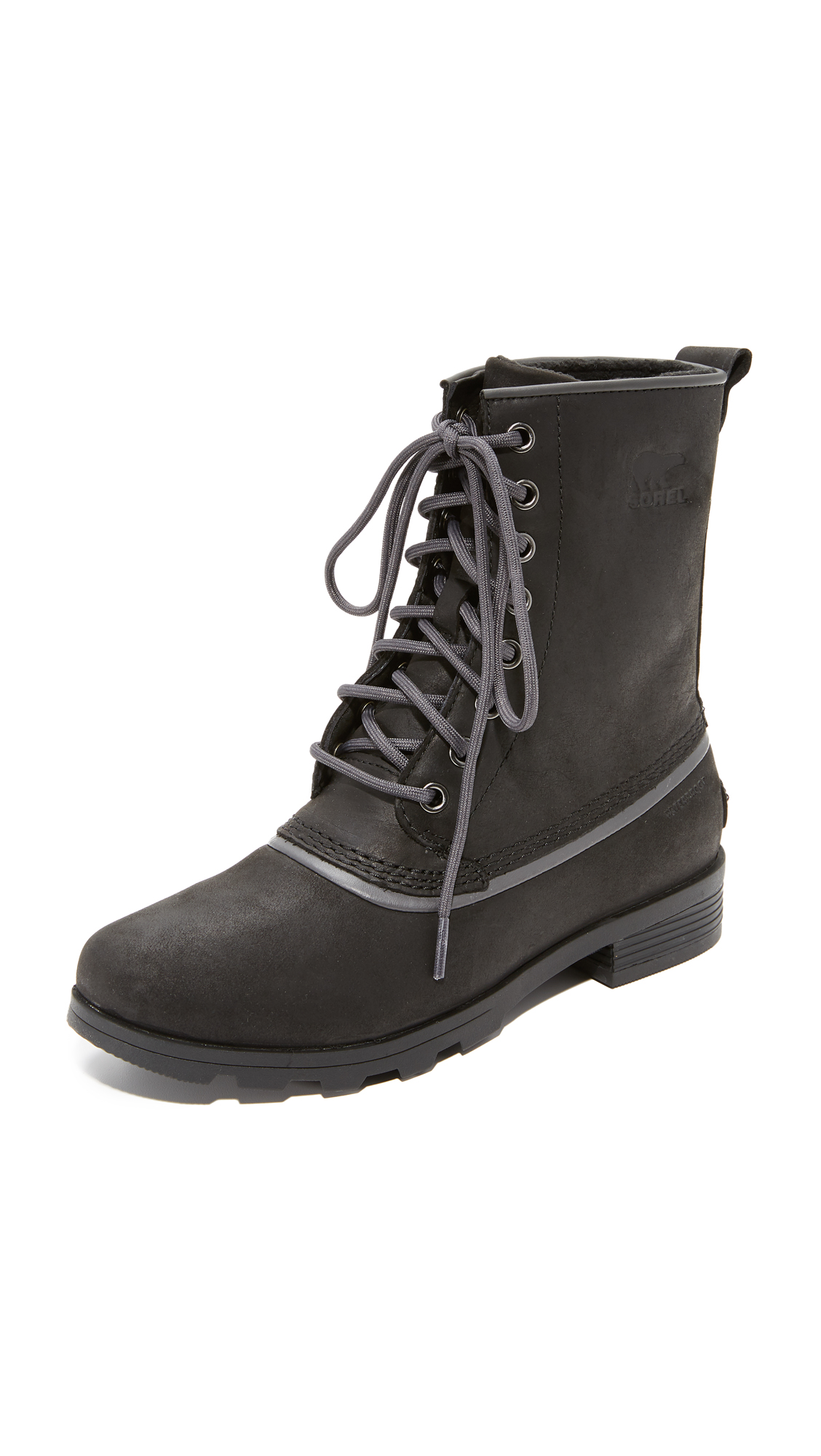 Sorel Emelie 1964 Booties - Black