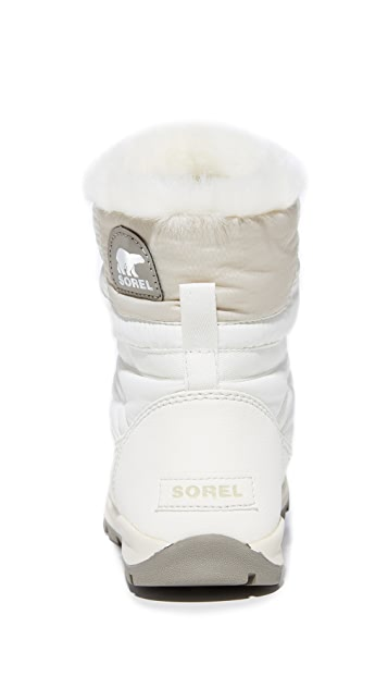 Sorel Whitney Short Lace Booties