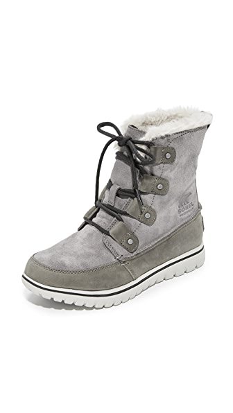 Sorel Cozy Joan Booties - Quarry