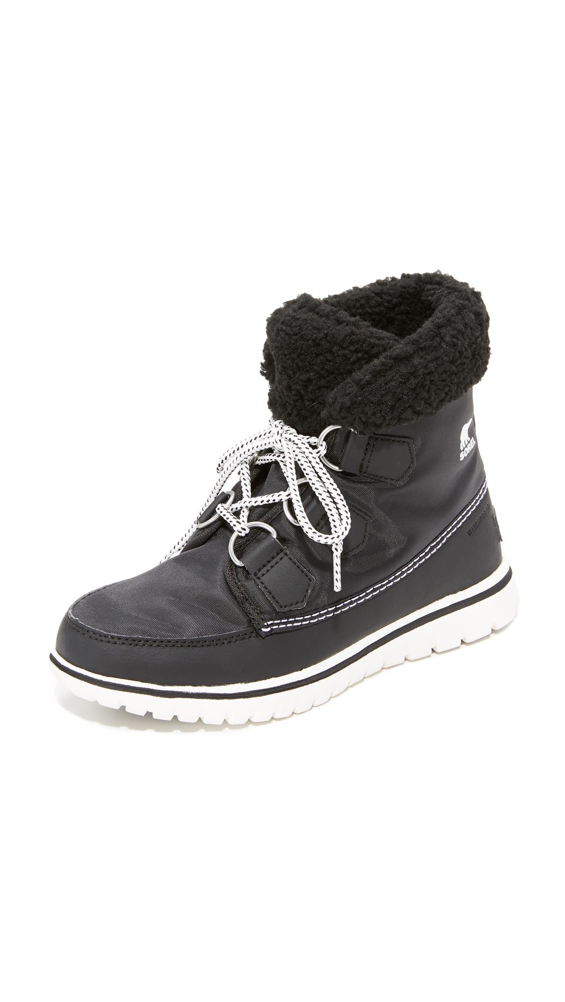 Sorel Cozy Carnival Booties - Black