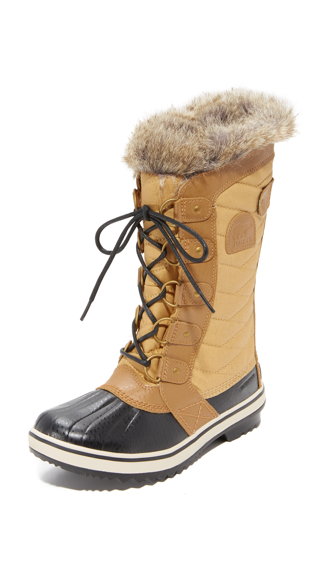 Sorel Tofino II Boots - Curry/Fawn