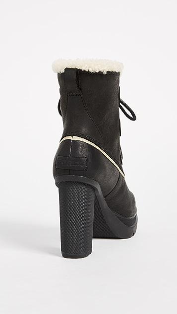 Sorel Dacie Lace Booties