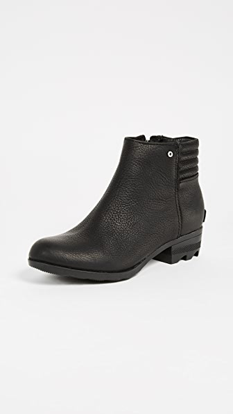 Sorel Danica Short Booties