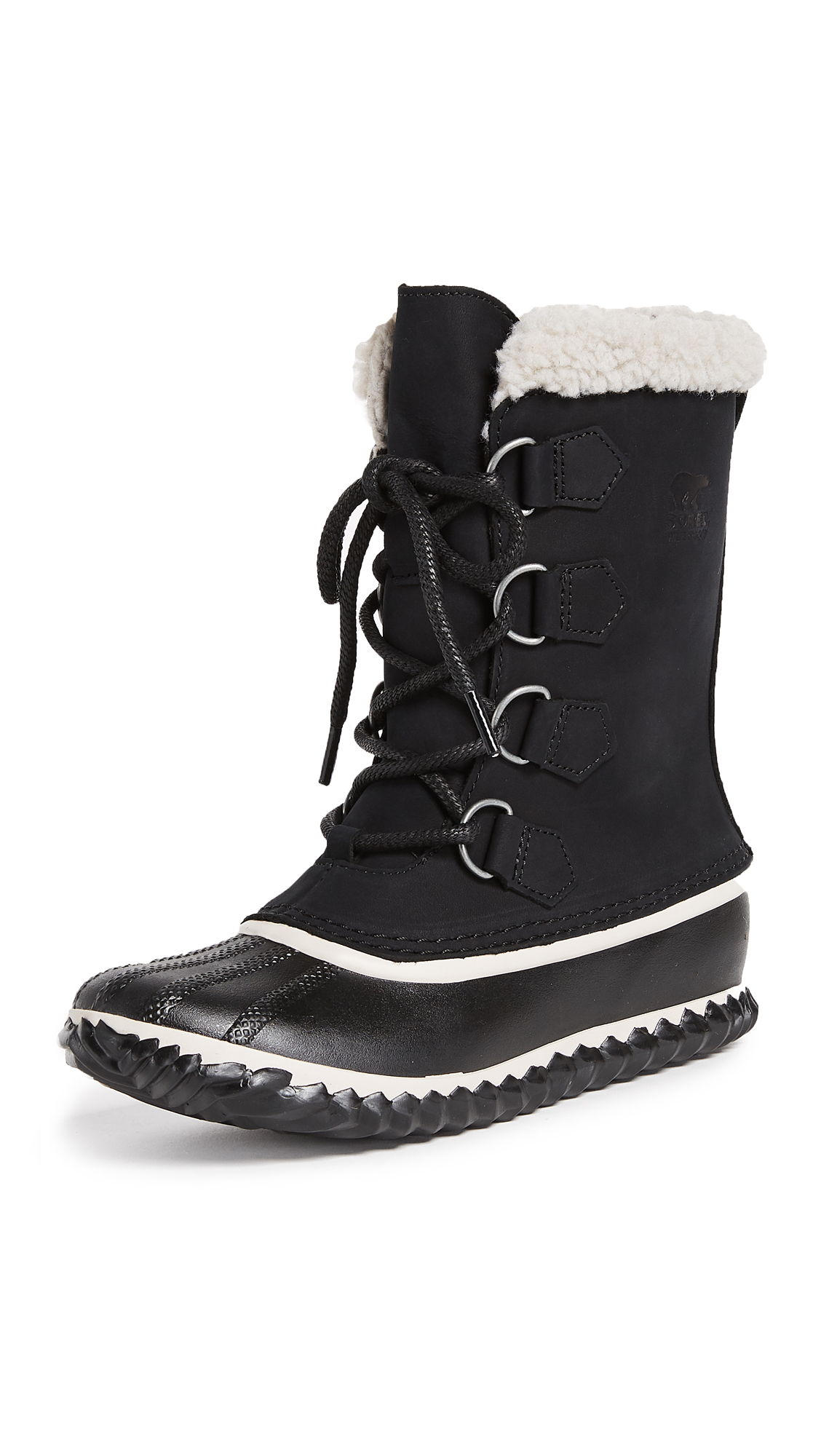Sorel Caribou Slim Boots - Black
