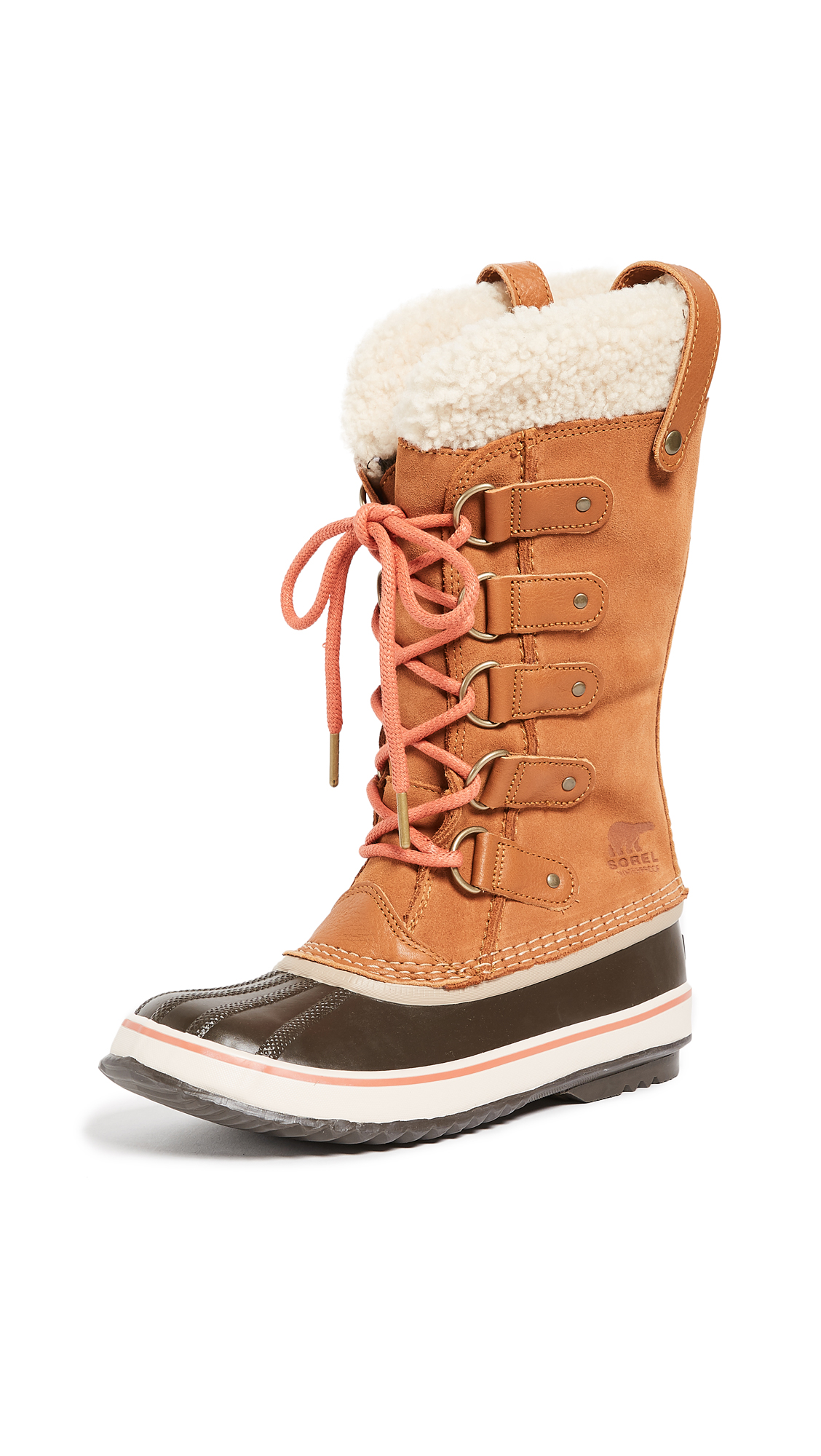 Sorel Joan of Arctic Shearling Boots - Elk