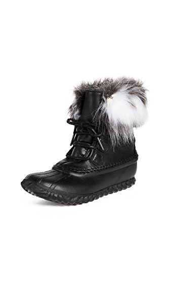 Sorel Out N About Luxe Boots In Black