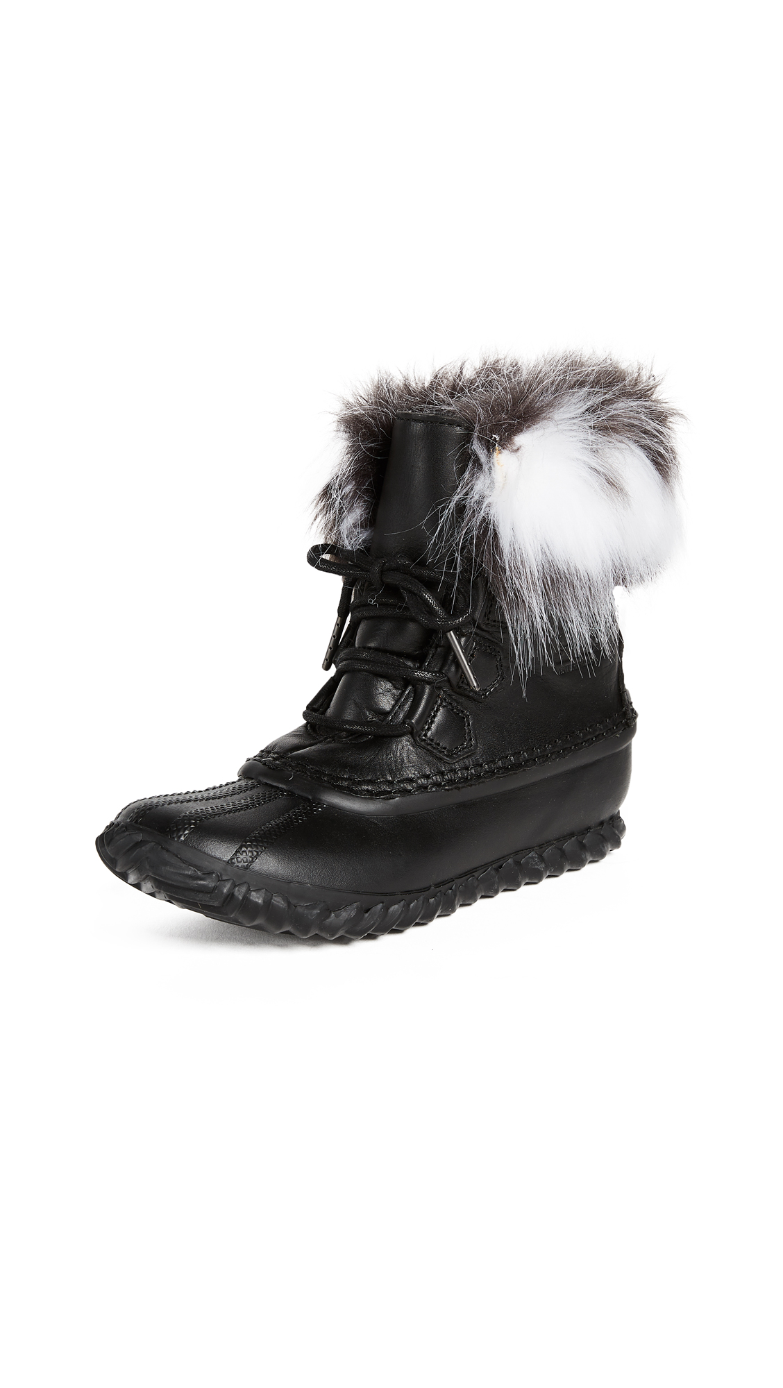 Sorel Out N About Luxe Boots - Black