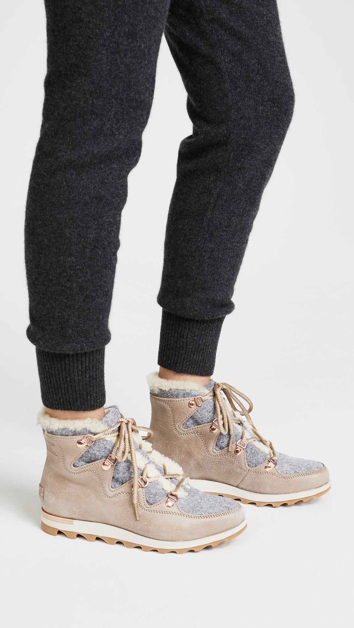 87f755428f2 Sorel Sneakchic Alpine Holiday Boots | SHOPBOP