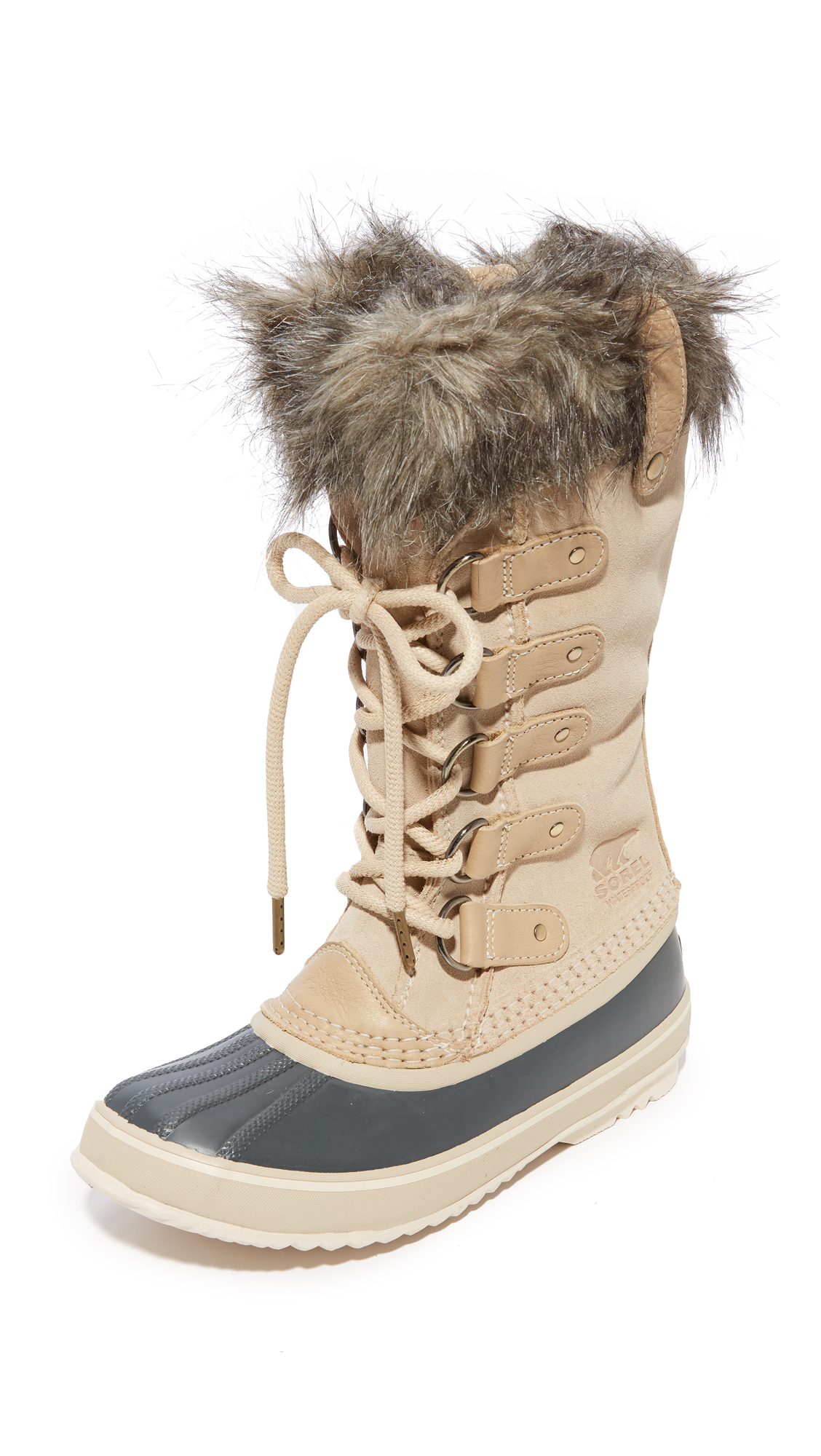 Sorel Joan of Arctic Boots - Oatmeal
