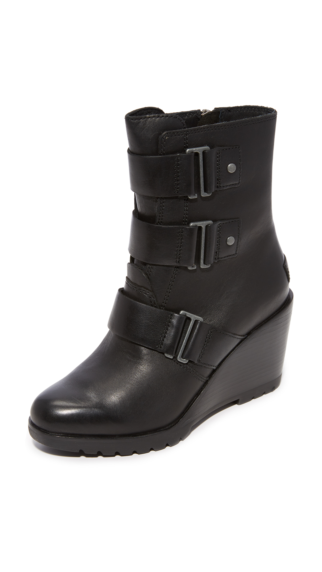 Sorel After Hours Booties - Black