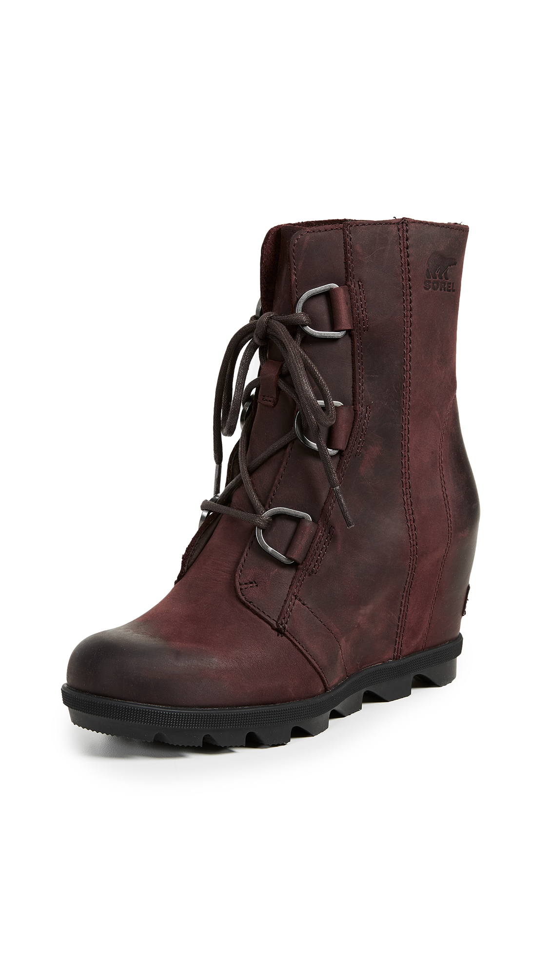 Sorel Joan of Arctic Wedge II Boots - Cattail