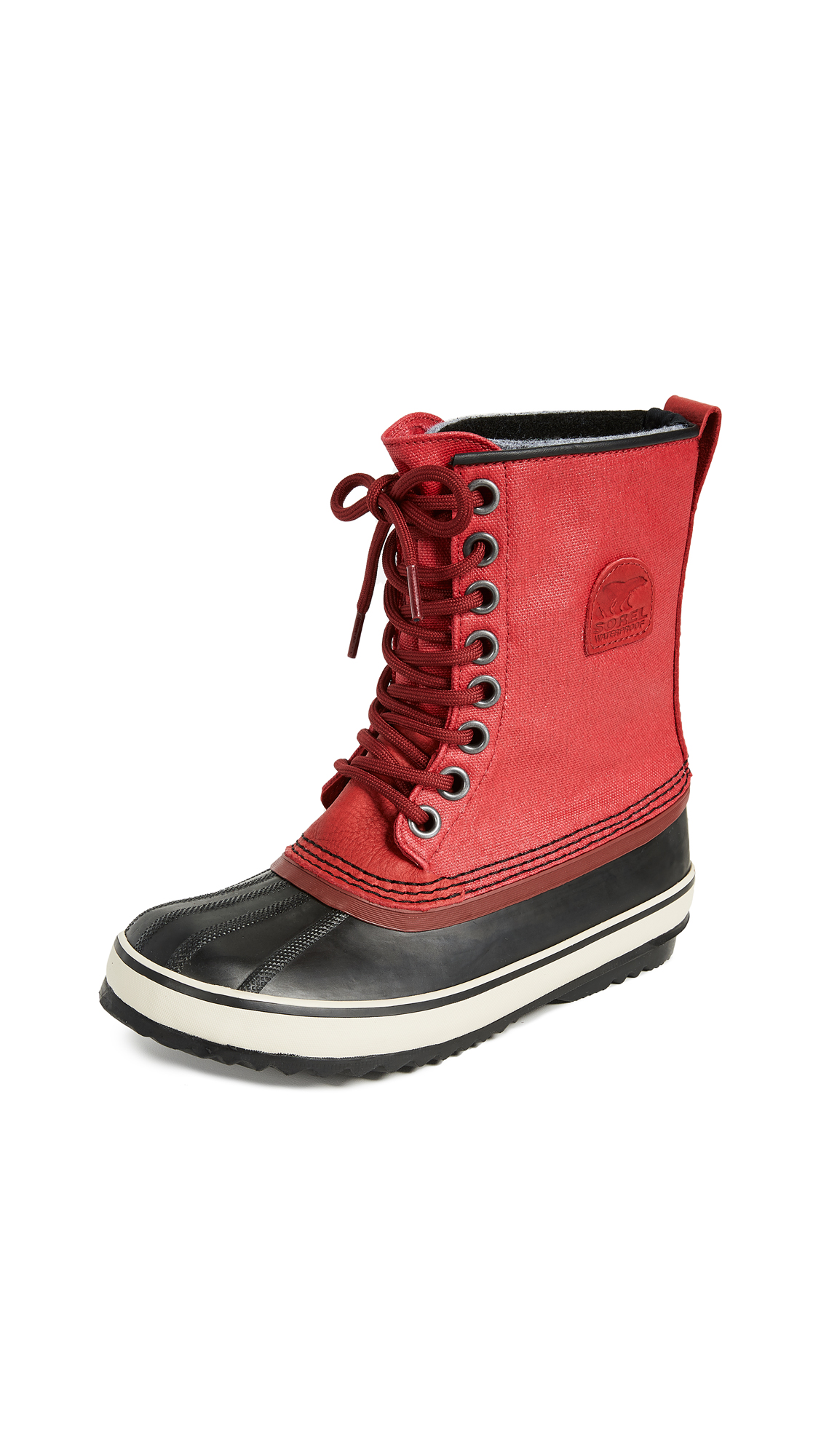 Sorel 1964 Premium CVS Boots - Candy Apple