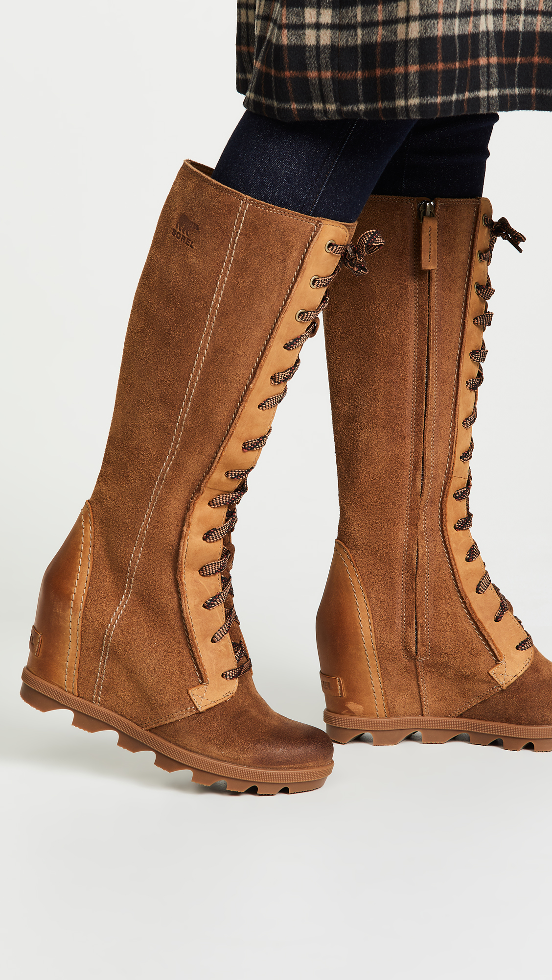 431b6384d5d Sorel Joan Of Arctic Wedge II Tall Boots
