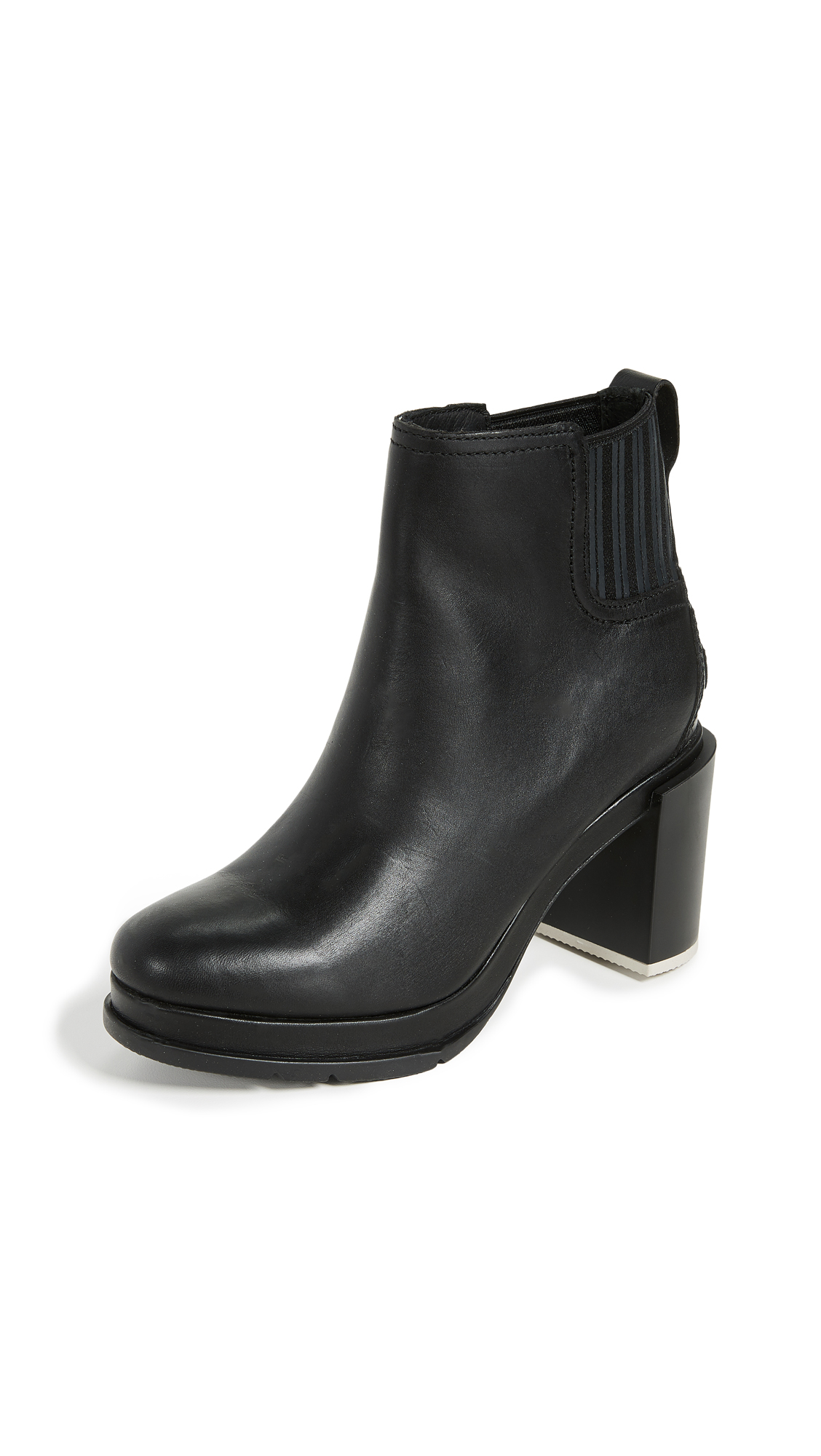 Sorel Margo Chelsea Booties - Ring/Black