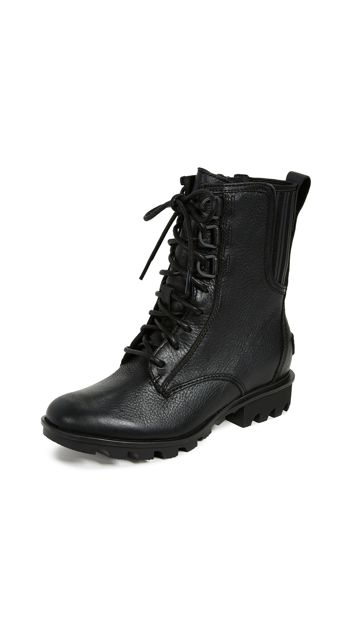 Sorel Phoenix Lace Boots - Black