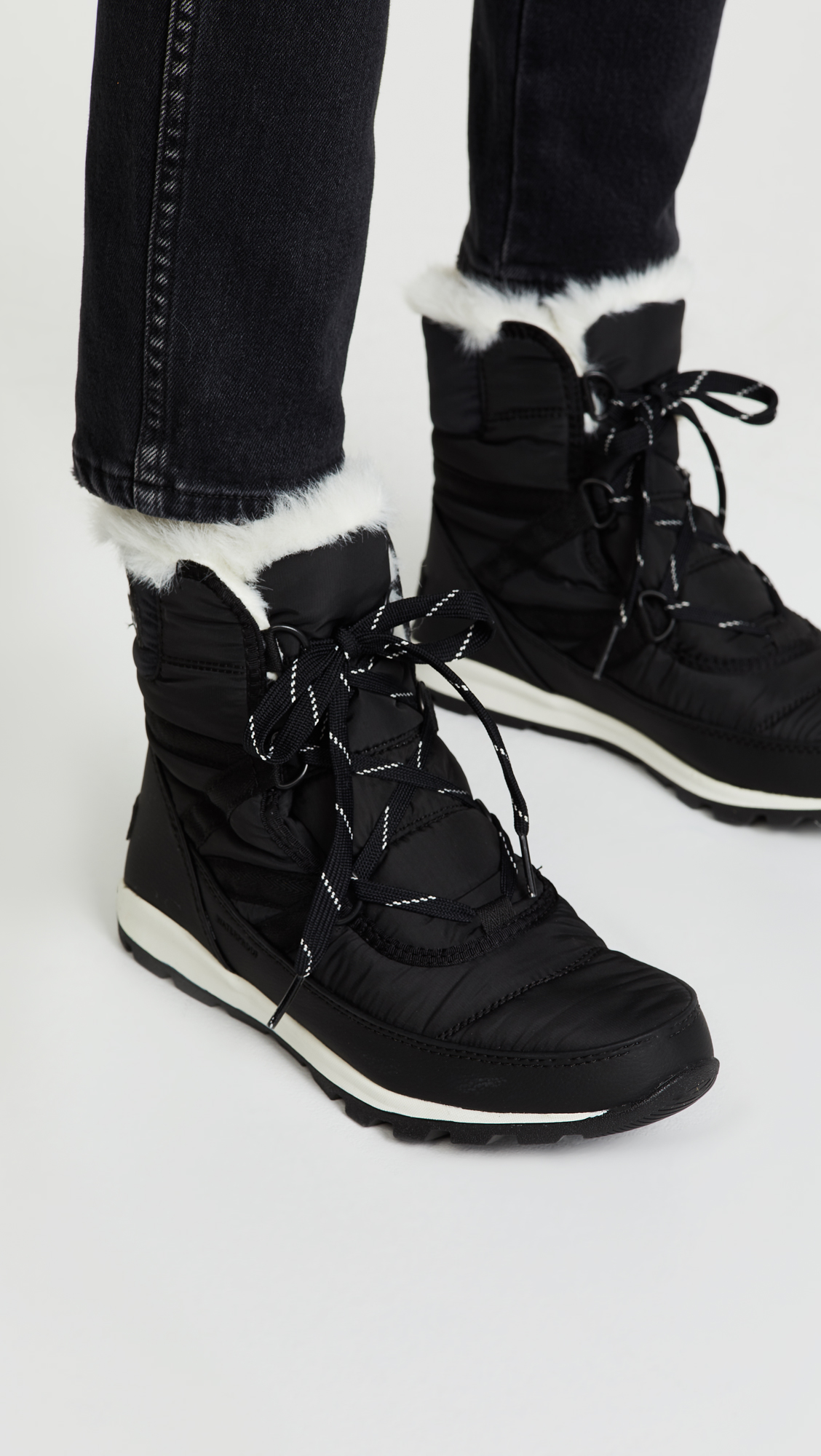 31b6f8360ea5c Sorel Whitney Short Lace Boots