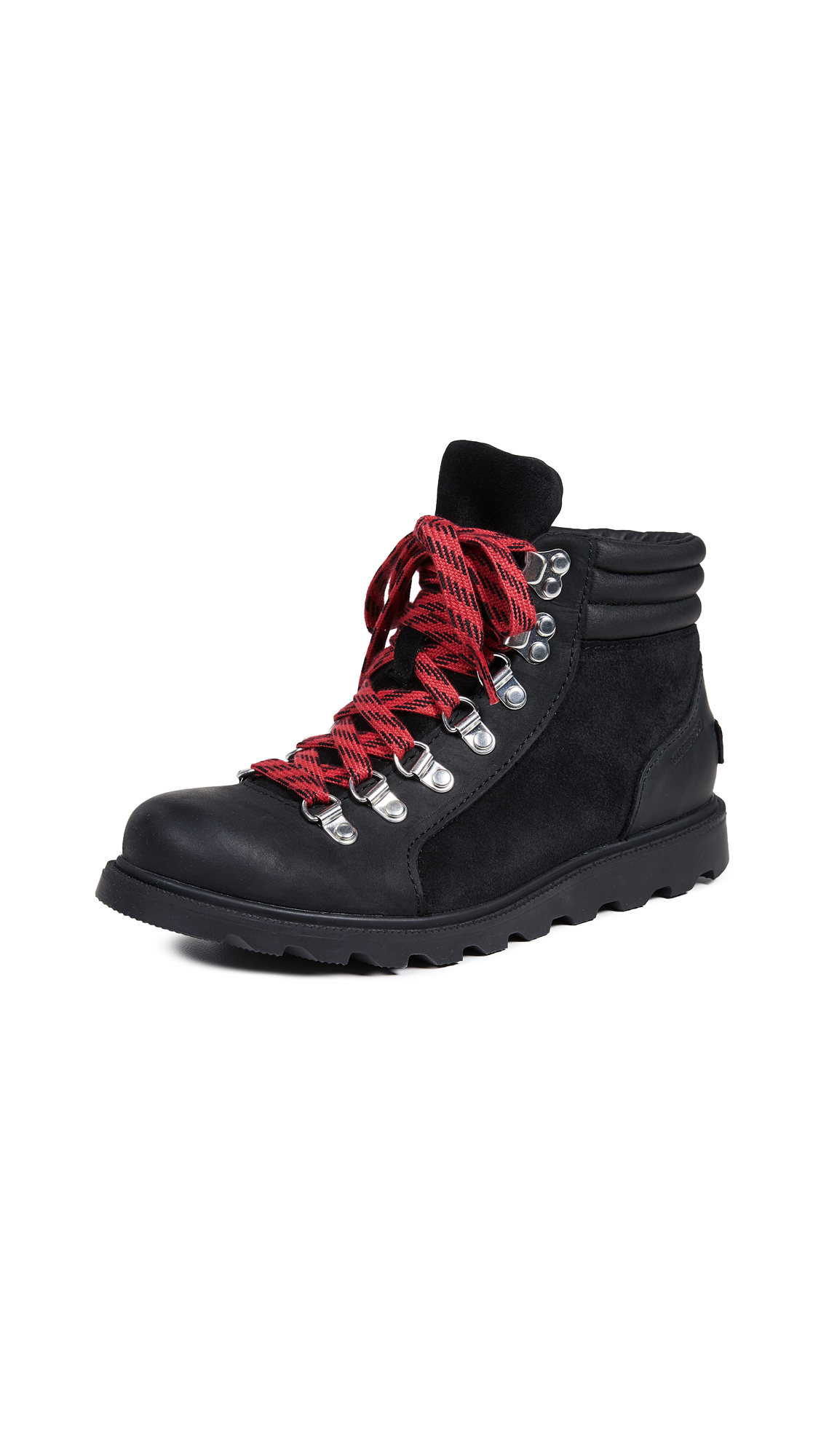 Sorel Ainsley Conquest Boots - Black/Black