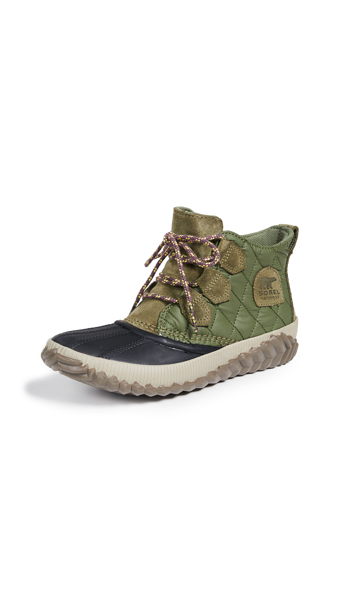 Sorel Out n About Plus Boots - Hiker Green